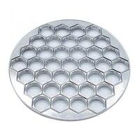 37 Holes Dumpling Mould Tools Dumplings Maker Ravioli Aluminum Mold Pelmeni Dumplings Kitchen Diy Tools Make Pastry Dumpling|Cake Molds| |  -
