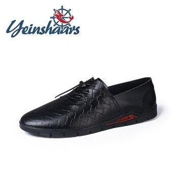 Nuevos Zapatos de negocios para Hombre, Zapatos informales de cuero Natural, Zapatos...