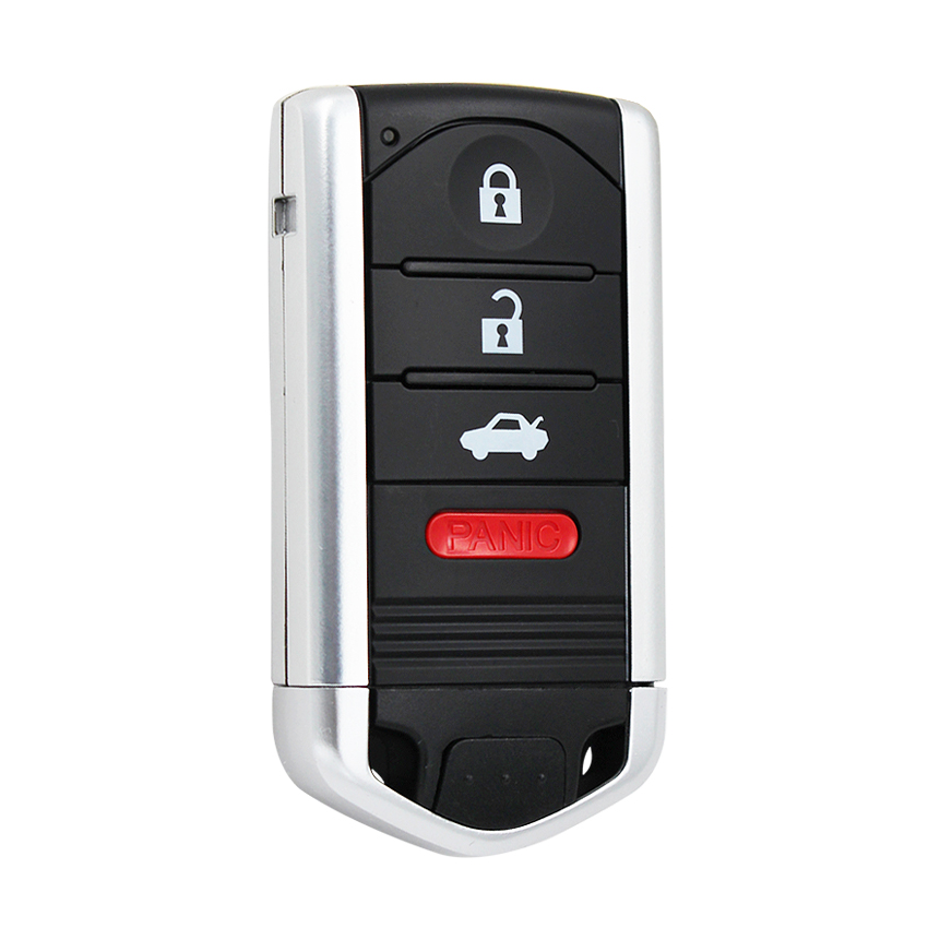KEYECU замена Смарт пульт дистанционного ключа 4 кнопки 313,8 МГц для Acura ZDX 2010 2013, TL 2009 2010 2011 2012 FCC ID: M3N5WY8145 - 3