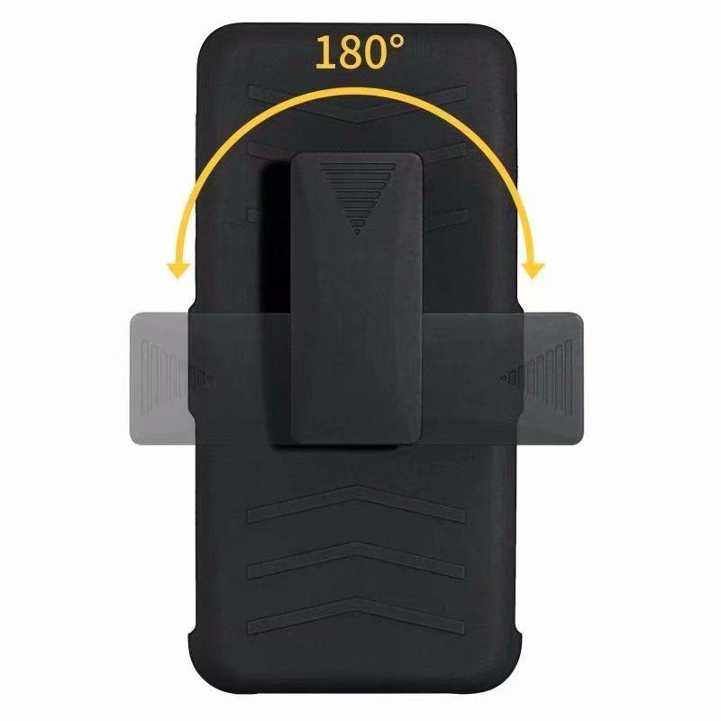 Heavy Duty Armour Tough Belt Clip Case For Huawei Honor Y7 Y9 prime P smart plus Z 2019 10 P30 lite Pro NOVA 3i 4E Case Cover