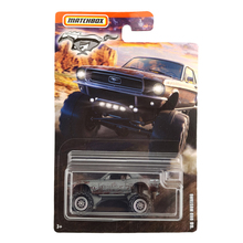 MATCHBOX Urban Hero Traffic Series Mustang Ford Mustang GGF12 toys for Childen Collect gifts