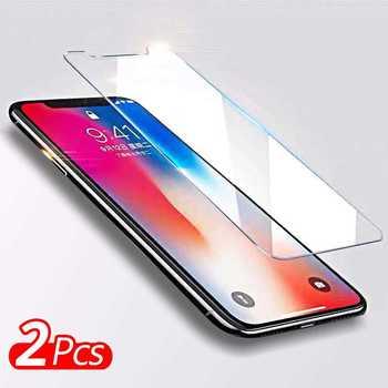 Перейти на Алиэкспресс и купить Mokoemi 2 шт. закаленное стекло высокой четкости 6,7 дюймдля Motorola Edge стекло для Motorola Edge Plus защита экрана