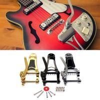 Professional B7 Jazz Guitar Tremolo Vibrato Bridge Tailpiece For Gibson Bigsby ES355 Epiphone Electrical Guitar Accessories