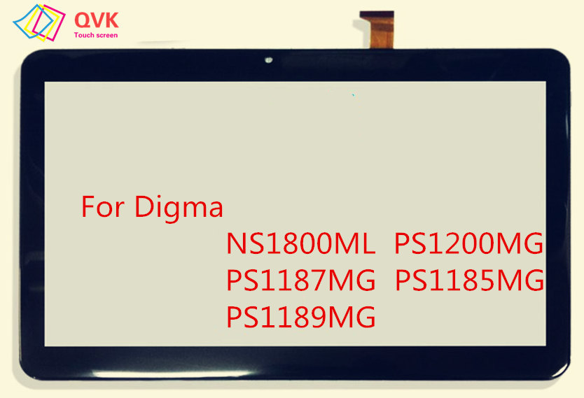 10.1 Inch For Digma Plane Platina 1579M 1585S 1572N 1570N 1573N 3G 4G Capacitive Touch Screen Panel Repair Replacement Parts