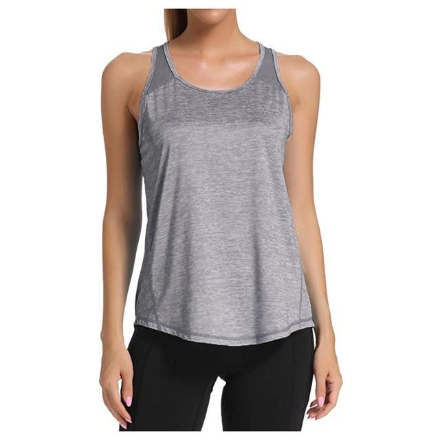 Mesh Yoga Shirt 4