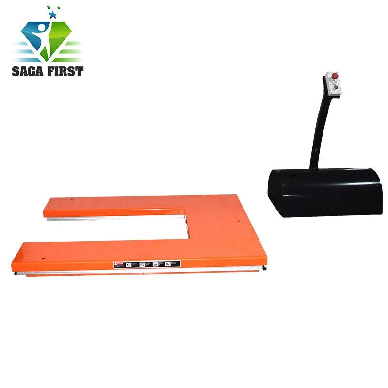 Factory Popular Used  U Type Lift Table