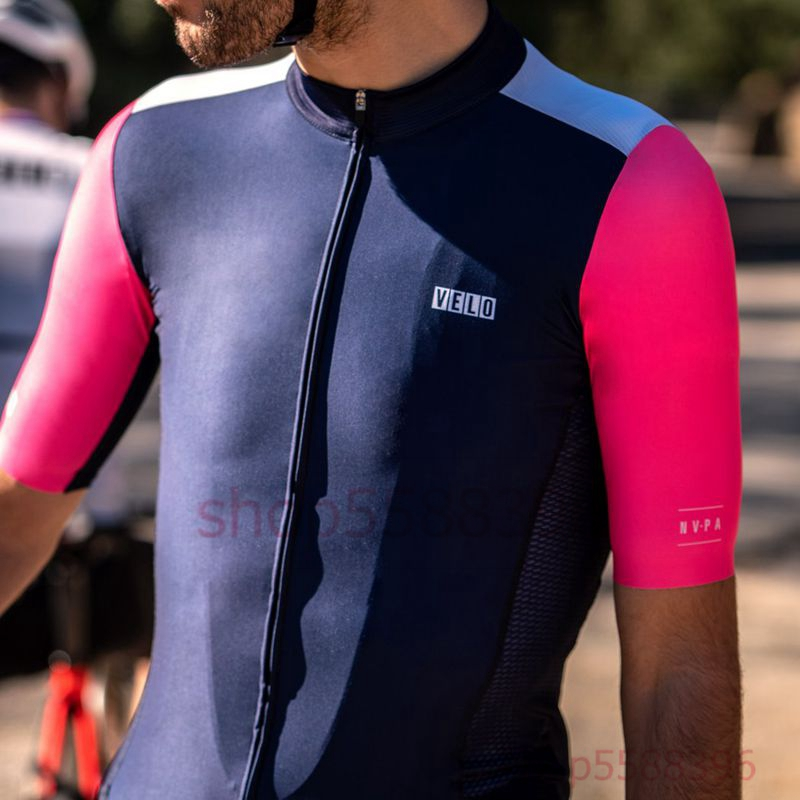 2020 <font><b>Velo</b></font> Team Pro Performance Apparel Men <font><b>short</b></font> sleeve cycling Jersey mtb 91pro speed racing clothing tops Fashion sportswear image