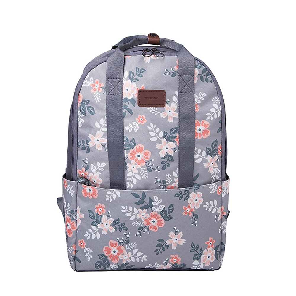 Lightweight Fashion Leisure Print Backpack for Teenager Girls Women College School Backpack Outdoor Sports Travel Daypack|Climbing Bags|   - title=