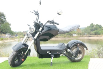 EEC/COC Approved 1500w Powerful M3 Motorcycle Electric Citycoco Scooters Adult EU STOCK 60V 20AH Electric Motorcycle 55KM 2