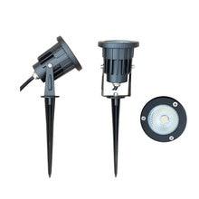 1 قطعة 12 فولت 220 فولت LED ضوء الفيضانات 3 واط 5 واط 7 واط 9 واط 12 واط IP65 LED الأضواء في الهواء الطلق الإضاءة الكاشف عكس الضوء