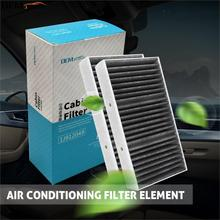 2X Car Interior Pollen Cabin Air Filter For Mercedes Benz GL Class GLS X166 M Class GLE W166 1668307201 1668300318 2928300000