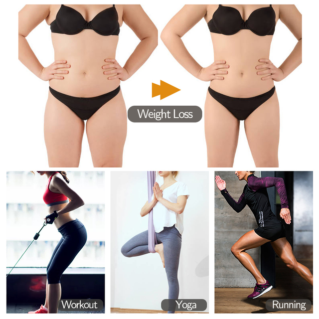 Slim Thigh Trimmer Slender Leg Shapers Slimming Belt Weight Loss Waist Trainer Slimmer Exercise Thermal Wrap Sweat Shapewear 5