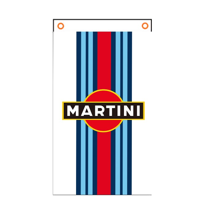 90x150cm car Martini Flag