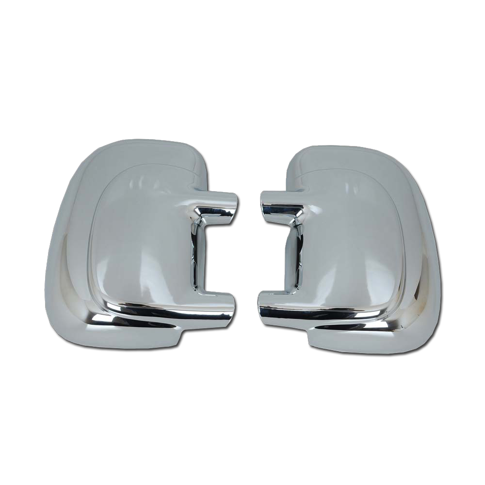 Chrome voiture miroir couverture pour 1999-2007 Ford F250 F350 F450 F550 2000-2005 Ford Excursion pour Ford F150 2009-2014