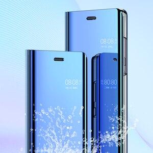 Роскошный прозрачный зеркальный хромированный чехол-книжка для Huawei P9 P10 P20 P30 Plus P20 Pro P30Pro P20lite P30Lite, чехол с подставкой