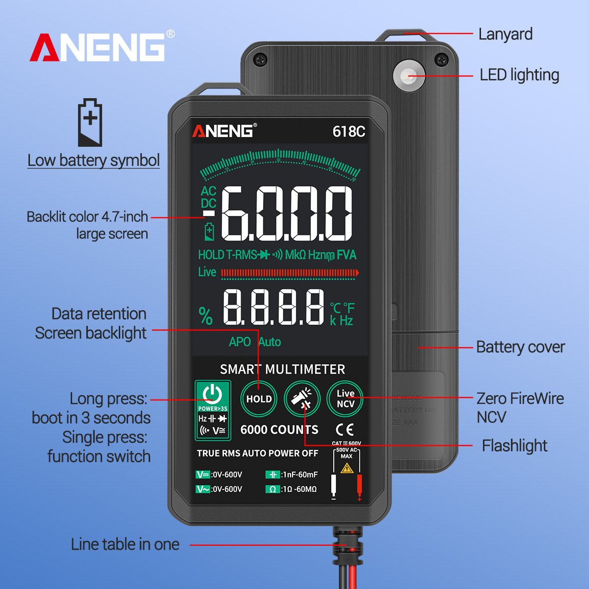 home improvement : ATTEN ST-862D Lead-free Hot Air Gun Soldering Station Intelligent Digital Display 1000W Rework Station for PCB Chip Soldering