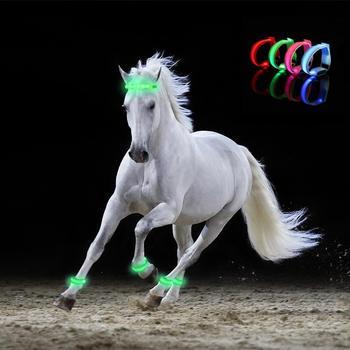 LED Lighting For Horses Night Safety Belt 1