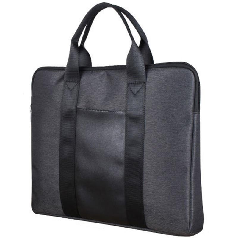 ABDB-Business Office Men'S Briefcase Practical Simple Large Capacity File Bag Oxford Cloth Handbag