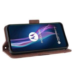 Image 5 - Card Slot Removable Leather 360 Protect for Motorola Moto One Fusion Plus Luxury Case Motorola One Fusion Flip Cover 1 Fusion+