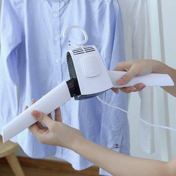 Portable Foldable Clothes Dryer Rack Plastic Electric Clothes Dryer Electric Hanger Electric Heater Hanger Dryer For Traveling недорого