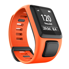 Watch-Band-Strap Wristband Tomtom Runner Sport-Watch 3-Spark-3 Silicone 3-Series