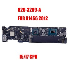 A1466 2012 820-3209-A Laptop Moederbord Voor Macbook Air A1466 2012 Originele Moederbord 4Gb/8Gb Ram I5/i7 Cpu