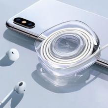 Многофункциональный Универсальный нано силиконовые наклейки автомобильный держатель телефона вентиляционное отверстие крепление Телефон магнитный штатив поддержка сотового кабеля намотки