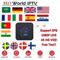 GTmedia G2 Amlogic S905 Smart TV Box Android 7.1 2GB 16GB Media player 4K HD H.265 2.4G Wifi Set Top Box Netflix Youtube PK H96