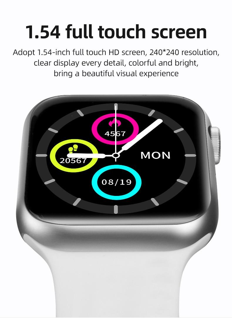 T500 Plus Smart Watch 6