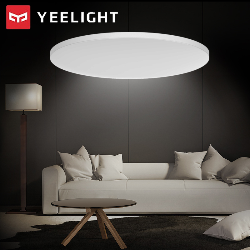 Yeelight JIAOYUE 450 Smart LED Ceiling Light Indoor Lighting 2200lm Lamp Ra95 APP Remote Control IP50 Dust-Proof 32W For Home
