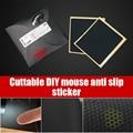 Аксессуары для Мыши DIY  боковые эластичные изысканные боковые ручки  стойкие к поту прокладки для игровой мыши  нарезка самостоятельно