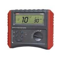 UNI-T ut586 디지털 rcd (elcb) 테스터 누설 방지 스위치 테스터 rcd 측정 ac 전압 테스트