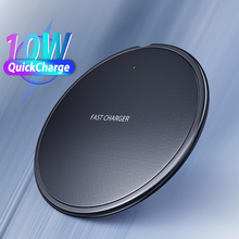 Wireless Charger For Xiaomi mi note 10 Wireless Charging Pad Receiver For iPhone 11 Pro MAX X 8 Plus Samsung S10 S9 Plus Charger mi wireless charger