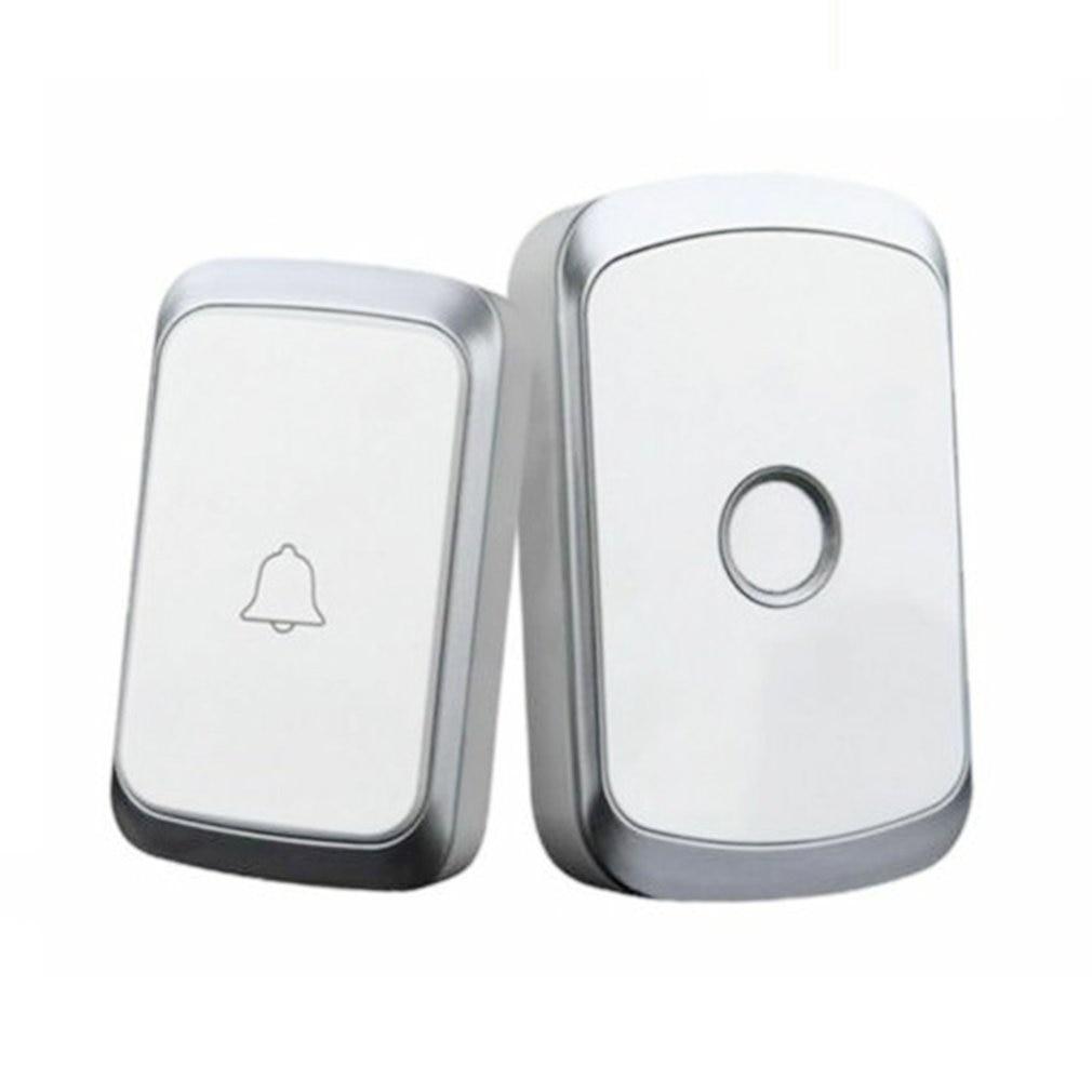 LED Door Bell Wireless Doorbell Battery Powered 36 Tune Songs 1 Remote Control 1 Wireless Home Security Smart Doorbells
