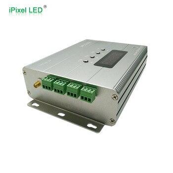 DC5V-24V DMX inalámbrico controlador RGB LED