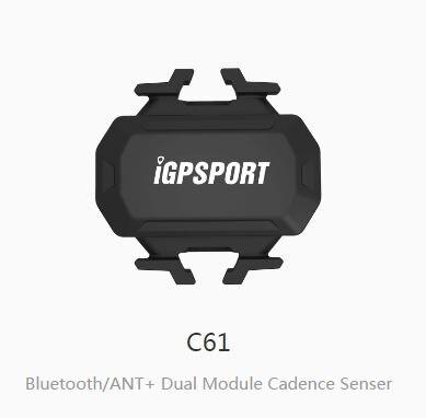 IGPSPORT Bike Speed Sensor Cadence Sensor Bicycle ANT+ Computer Accessories Sensor C61 SPD6|Bicycle Computer| |  - title=