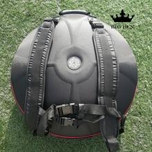 Suspension-Drum-Bag Handpan-Case Backpack Sponge Hard-Box Bold-Handle Shock-Absorption