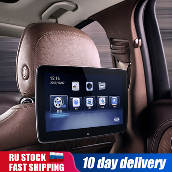 HD 11Inch Android 8.1 Car Headrest Monitor For Mercedes Benz Sprinter WIFI Bluetooth Car Screen Rear Entertainment System image