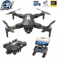 2021 nuovi droni K80 con videocamera HD professionale GPS 4K FPV fotografia aerea motore Brushless Followe Rc elicottero giocattoli regalo