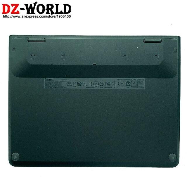 Ella 2 teclado de expansión para tableta 2 en 1, Base de acoplamiento Original nuevo para Lenovo Thinkpad 10, Ultrabook 03X9110