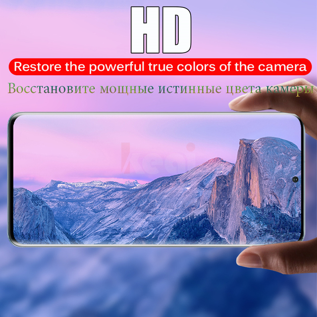 Camera Screen Protector For Samsung Galaxy S20 Ultra FE S21 S10E S10 S8 S9 Plus Lens Film A51 A71 A20 A50 A70 A52 Tempered Glass 3