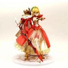 25CM Anime Figure Fate/Stay Night Sexy Girl sabre Nero Claudius 3a ascensione Figure PVC Action Figure giocattoli collezione modello