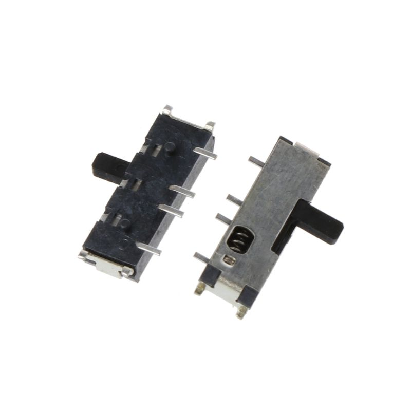 2Pcs Replacement Power Switch Button On Off Micro Switch Button For DS Lite NDSL