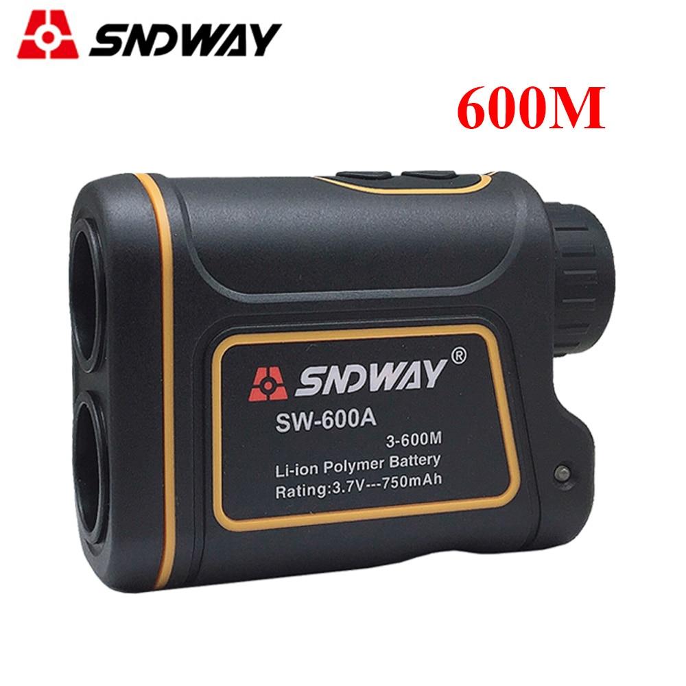 SNDWAY 600m Monocular 7X Laser Rangefinder Distance Meter hunting Telescope for golf trena laser range finder measure angle tool|Laser Rangefinders|   - AliExpress