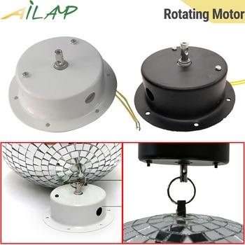 AC110V AC240V glass ball rotating motor disco rotating 1.5RPM 2.5RPM Rotating speed Ceiling motor stage light bar ktv dj  ball