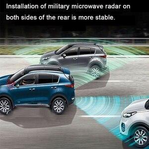 Image 3 - Araba için oBD OBD2 evrensel araba kör nokta izleme sistemi dikiz sensörü izleme sistemi