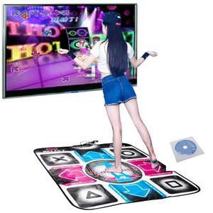 Image 1 - ビデオアーケードダンスゲームマットノンスリップダンスステップダンスマットパッドpcのusbダンスマット
