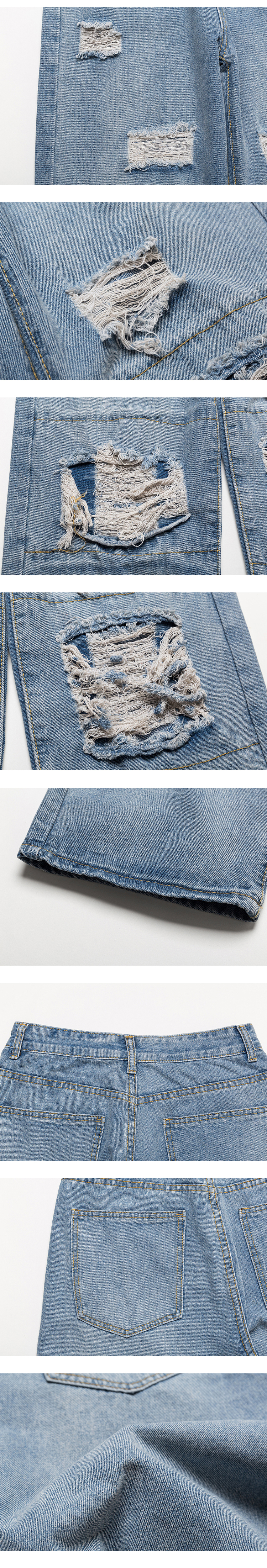 Distressed Jeans Hip States 12