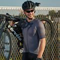 Santic Мужская велосипедная Джерси Pro с короткими рукавами  велосипедная одежда  конкурентная версия дышащей пота  M9C02150 S-XXL