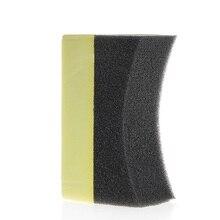 10 шт., многофункциональные губки для чистки автомобильных шин